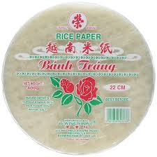 where to buy rice wrappers rice paper roll wrappers 22cm 400g by banh trang