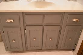 bathroom makeover diy concrete counters simply chic vanity loversiq