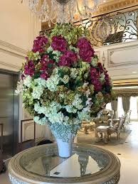 artificial floral arrangements mediterranean style silk floral arrangements