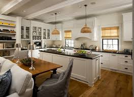 kitchen open floor plan open floor plan kitchen cottage kitchen vallone design