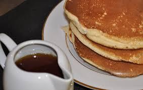 recettes hervé cuisine pancakes authentiques au sirop d érable ma meilleure recette via
