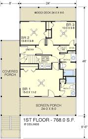 coastal floor plans bonner bay cottage coastal home plans