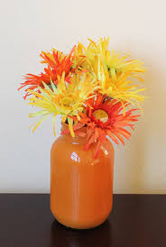 How To Paint Inside Glass Vases Mbc How To Make Painted Mason Jar Vases