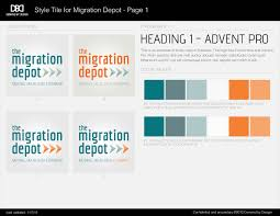 tile by design style tile the migration depot branding jessica chan studios