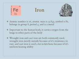 Fe On The Periodic Table Periodic Table