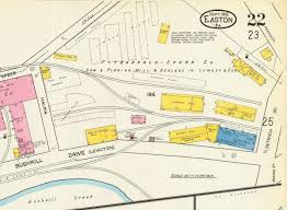 Easton Town Center Map Easton History House On College Hill Page 2