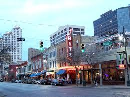 City Of Austin Development Map by Sixth Street Austin Texas Wikipedia