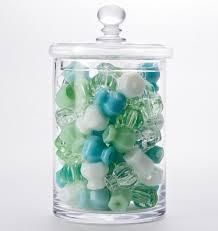 1 1 2in hexagonal glass knob rejuvenation