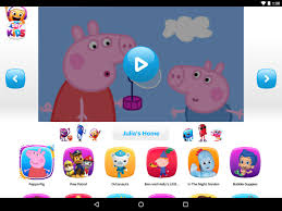 sky kids launches on the play store peppa pig and lazytown in tow