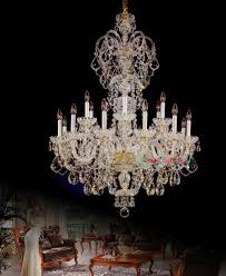 high ceiling fashion gold crystal chandelier beads home decoration
