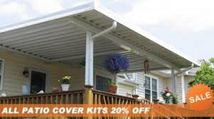 vinyl patio cover kits 1000 images about patio review