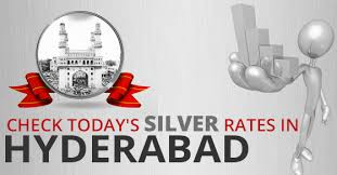 silver rate in hyderabad silver price today 13th dec 2017