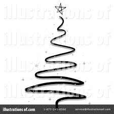 christmas tree clipart 434656 illustration by bnp design studio