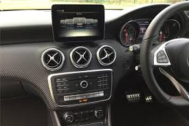 mercedes classic 2017 used 2017 mercedes benz a class a200 amg line 5dr auto for sale in