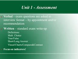 unit 1 u2013 what is environmental science outcome understand the