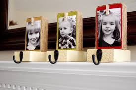 decorating diy your christmas stocking hanger with background