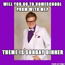 Prom Meme - homeschool prom i m there meme on imgur