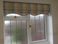 Thermal Lined Roman Blinds Roman Blinds Ian Mankin Atlantic Union Cream Blackout