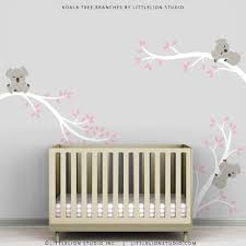 modern kids wall decor nursery wall decals for ba nursery