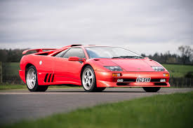 pictures of lamborghini diablo last lamborghini diablo sv up for auction and