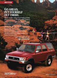 toyota trucks and suvs toyota trucks advertisement gallery