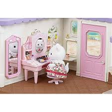 Calico Critters Play Table by Calico Critters Cosmetic Counter Playset International Playthings