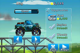 monster truck video game monster truck toss android apps on google play