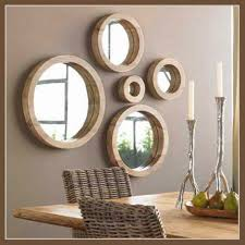 decor wall mirrors mirror wall decor thearmchairs best style