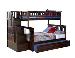Staircase Bunk Bed Uk Bunk Beds Staircase For Bunk Bed Trundle Walnut Beds