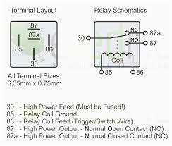 5 pin wiring diagram carlplant throughout relay ansis me