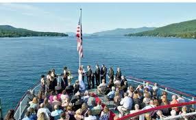 cruise ship weddings lake george cruise ship wedding receptions