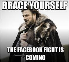 Internet Fight Meme - 13 amusing images showing how we feel about internet fights