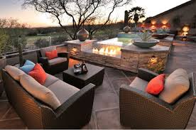 Landscaping Ideas Small Backyard An All In One Patio Prideaux Design