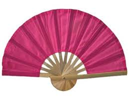 asian fan asian fans pink bamboo fan
