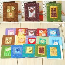 gift cards for kids handmade small greeting cards for christmas kids