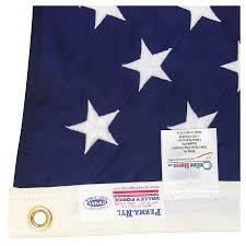 Smerican Flag American Flag 3 U0027 X 5 U0027 Sewn Nylon Valley Forge Flag