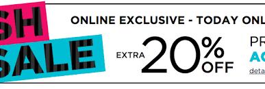 take 20 in limited time flash sale at kohl s nerdwallet