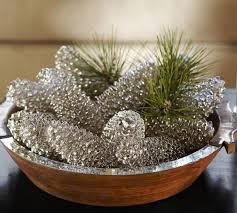 pine cone decoration ideas 20 awesome winter decorating ideas tutorials 2017