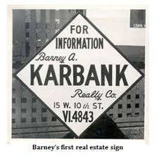 karbank real estate company about a brief history