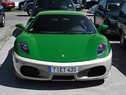 green posts pakistani flag coloured cars