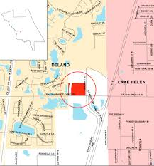 Map Of Deland Florida by Bold Move Deland Dealer Plans Automall Near Victoria Park The