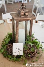 Lantern Wedding Centerpieces The 25 Best Rustic Lantern Centerpieces Ideas On Pinterest