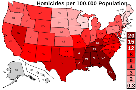 Map If Us File Map Of Us Murder Rate In 1935 Svg Wikimedia Commons