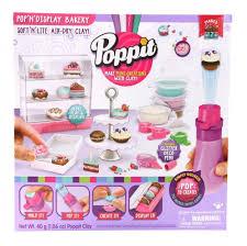 amazon com poppit s1 hp playset bakery toys u0026 games