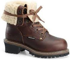 Are Logger Boots Comfortable Carolina Insulated Loggers New Boots Pinterest