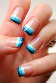 monochrome manicures that don u0027t require 9 different colors
