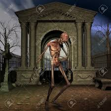 zombie halloween scene stock photo picture and royalty free