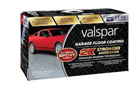 Rock Solid Garage Floor Reviews by Amazon Com Valspar 81020 Light Gray Garage Floor Coating Kit