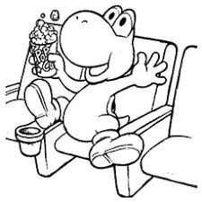 free printable super mario coloring pages 13730