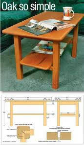 Woodworking Plans Round Coffee Table by Coffee Table 101 Simple Free Diy Coffee Table Plans Futon
